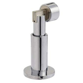 Trio Cesar Magnetic Doorstop Chrome Plated 80mm