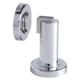 Trio Valdes Magnetic Doorstop Chrome Plated 75mm