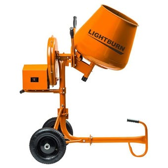 Lightburn Cement Mixer 65 Litre