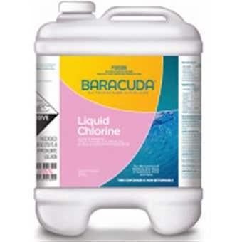Baracuda Liquid Chlorine 20L