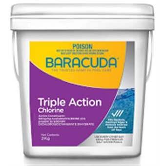 Baracuda Triple Action Chlorine 2kg