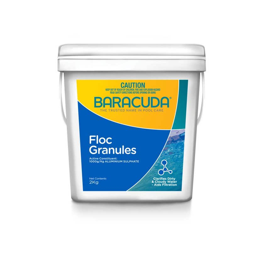 Baracuda Floc Granules 2Kg