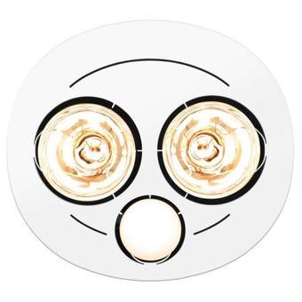 HPM Instant 2 Heat Exhaust Fan