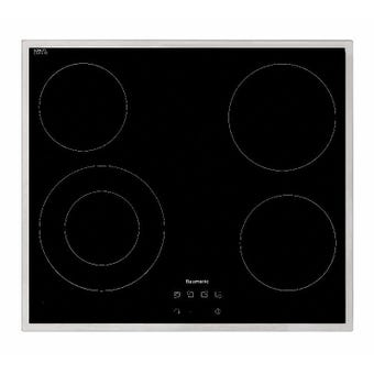 Baumatic Cooktop Ceramic 4 Burner 600mm