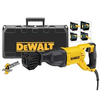 DeWALT 1100W Reciprocating Saw