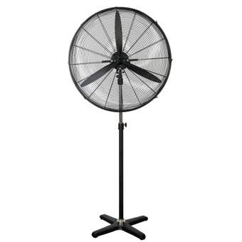 Goldair Industrial High Velocity Pedestal Fan 750mm