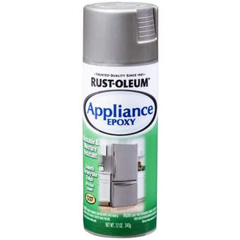 Rust-Oleum Appliance Stainless 340gm