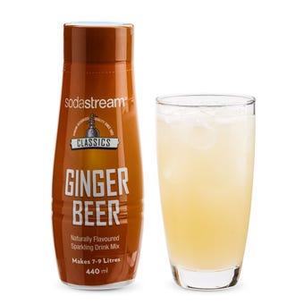 SodaStream Classics Ginger Beer 440ml