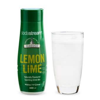 SodaStream Classics Lemon Lime 440ml