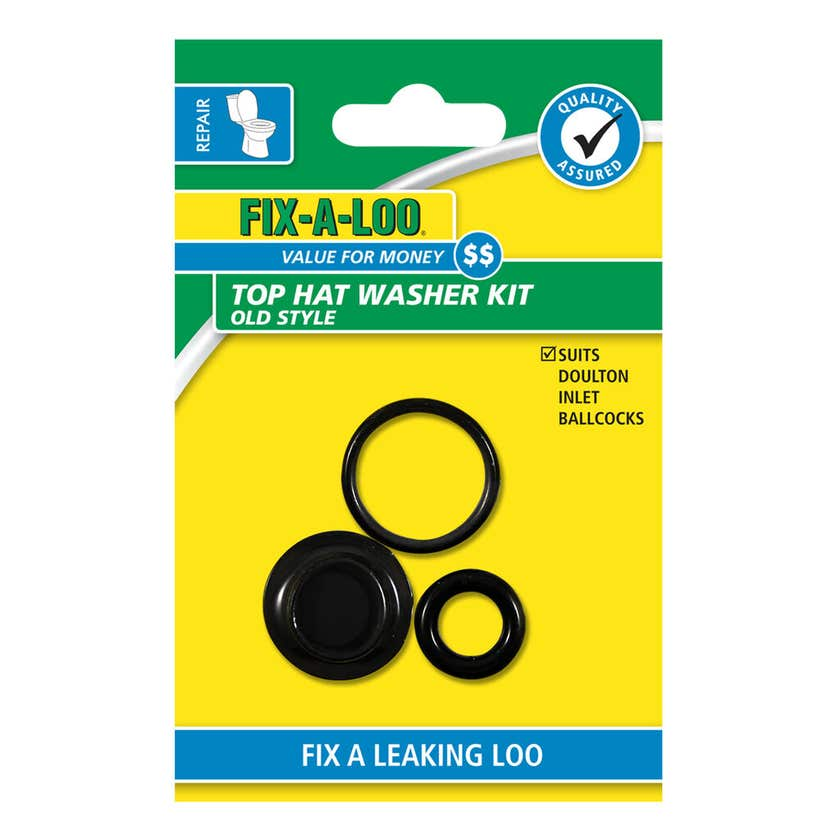 FIX-A-LOO Top Hat Kit Suits Doulton Old Style
