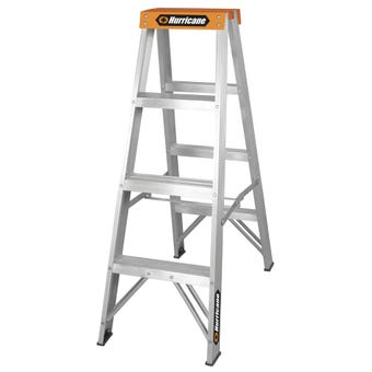 Hurricane™ 1.2m Double Sided Ladder 120kg Domestic