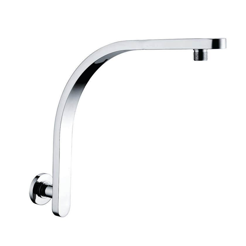 Interbath Rio High Riser Shower Arm Round