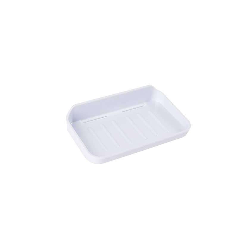 Naleon Self Adhesive Soap Dish White
