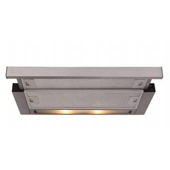 Veneto Slideout Rangehood 600mm
