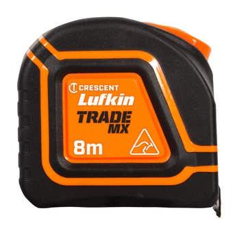 Crescent Lufkin Trade MX Tape Measure 8m
