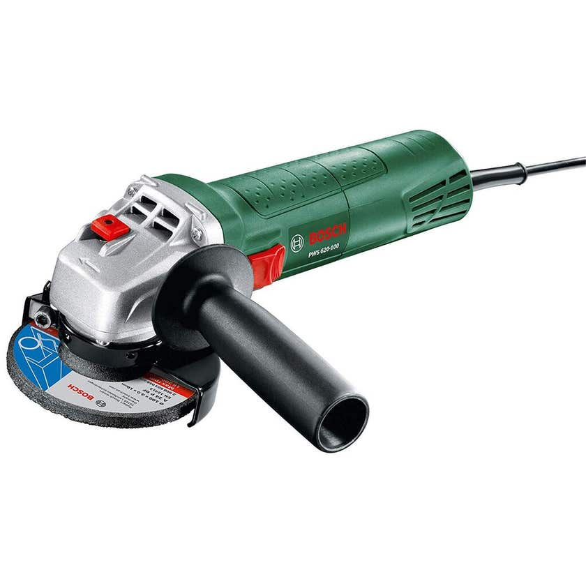 Bosch 620W Angle Grinder 100mm PWS 620-100