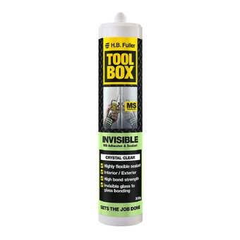 HB Fuller Tool Box Invisible Adhesive & Sealant 300g