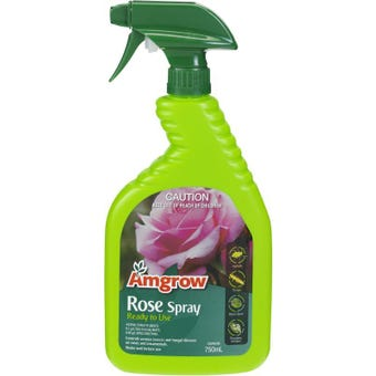Amgrow Rose Spray Insecticide 750ml