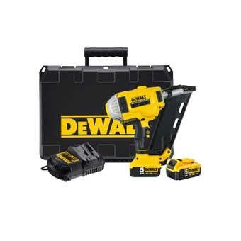 DeWALT 18V XR Brushless Framing Nailer Combo Kit DCN692P2-XE
