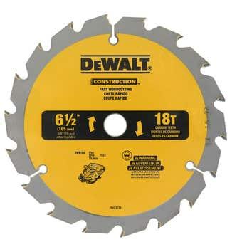 DeWALT Construction Circular Saw Blade
