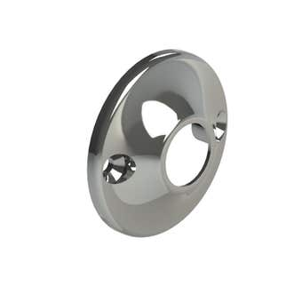 Emro Round Support Ends Carded 16mm - Pair