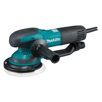 Makita 750W Random Orbit Sander 150mm