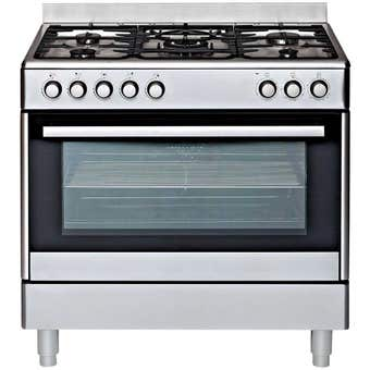 Euromaid Freestanding 5 Function Oven 900mm