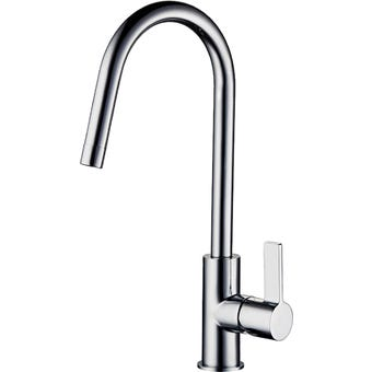 Marbletrend Madeira Curved Sink Mixer