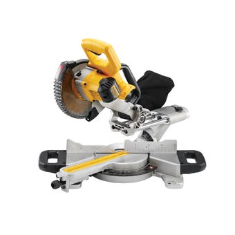 DeWALT 18V Li-Ion Mitre Saw 184mm Skin