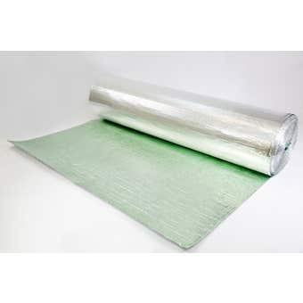 GI Building Sciences Reflecta Shed Plus Insulation 1500mm x 4mm x 30m Roll