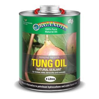 Organoil Tung Oil 4L