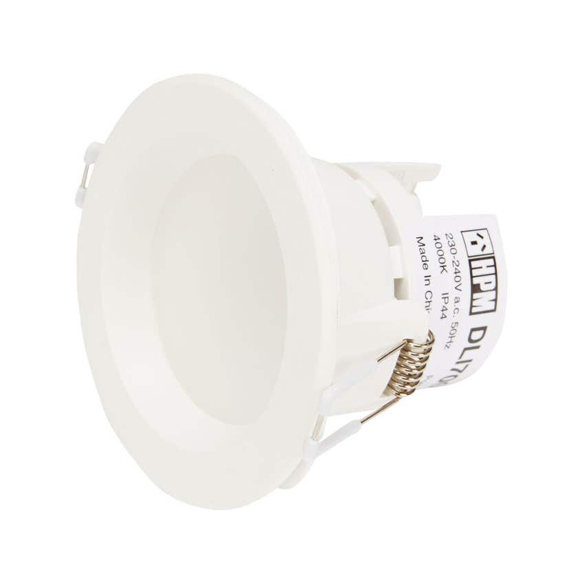 HPM DLI LED Downlight Non Dimmable Cool White 5W 70mm