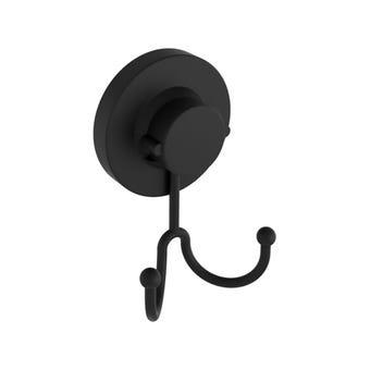 Naleon Instaloc Double Hook Black
