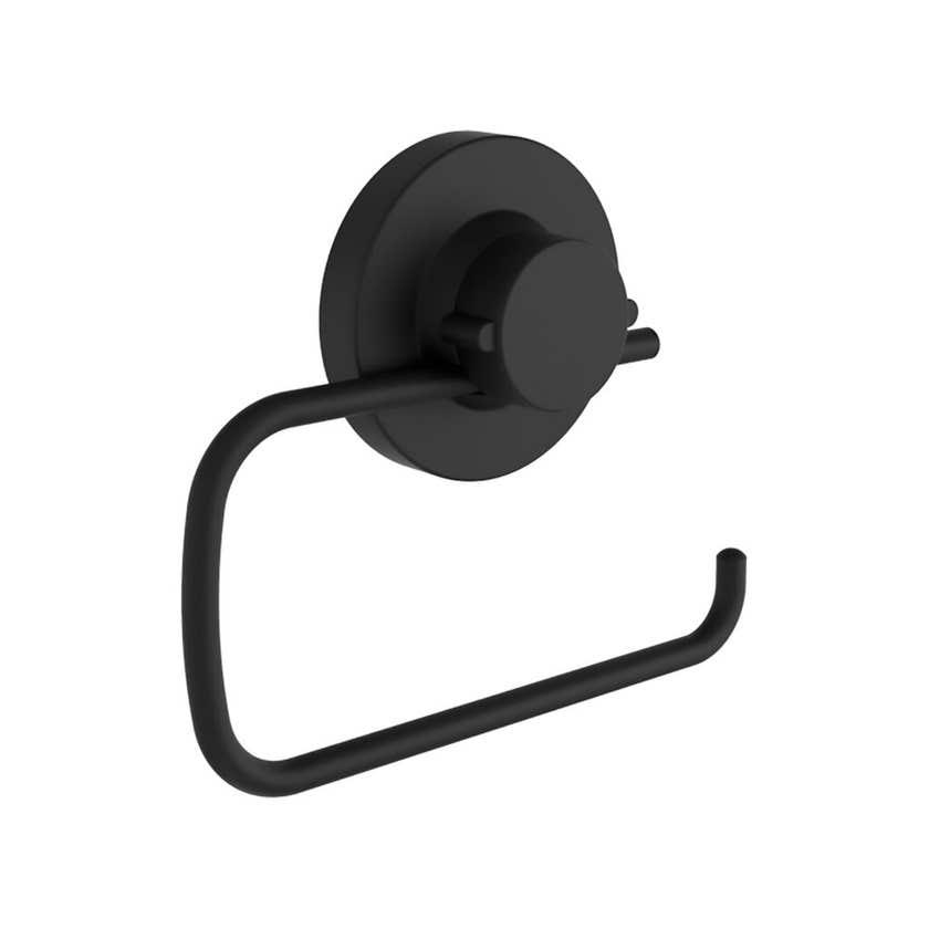 Naleon Instaloc Toilet Roll Holder Black