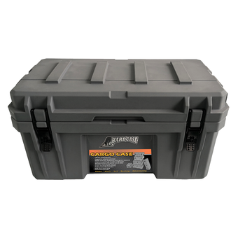 Hardcase Cargo Box Dark Grey 52L