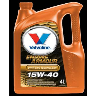 Valvoline Engine Armour 15W-40 4L