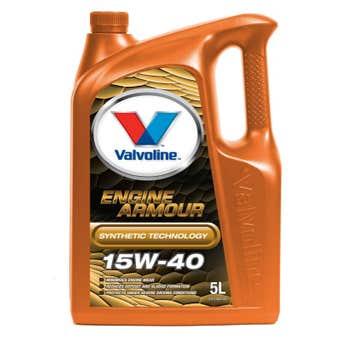 Valvoline Engine Armour 15W-40 5L