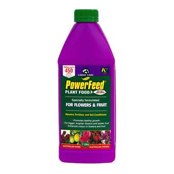 PowerFeed Plant Food Flowers & Fruit Concentrate 1L