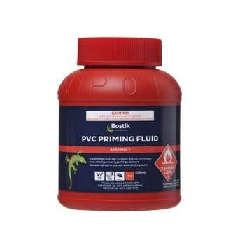Bostik Priming Fluid Red 250ml