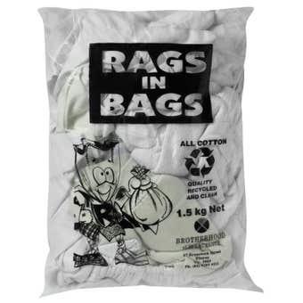 Rags In Bags 1.5kg