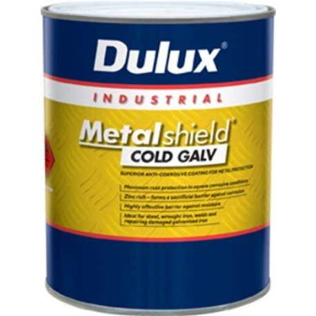 Protective Coatings Metalshield Cold Galvanised Primer 1L