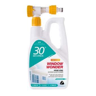 30 Seconds Wonder Window Cleaner