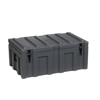 Pelican Rugged Storage and Transport Spacecase Grey 900 x 550 x 400mm