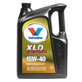 Valvoline XLD Premium 15W-40 5L