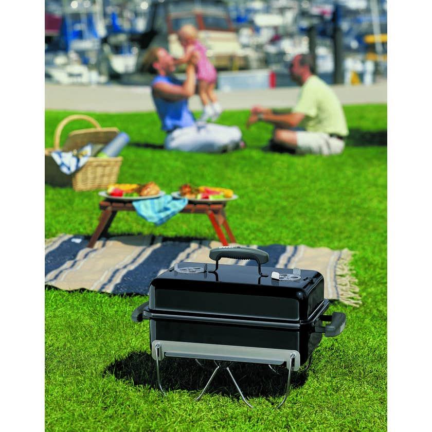 Weber Go-Anywhere Charcoal BBQ