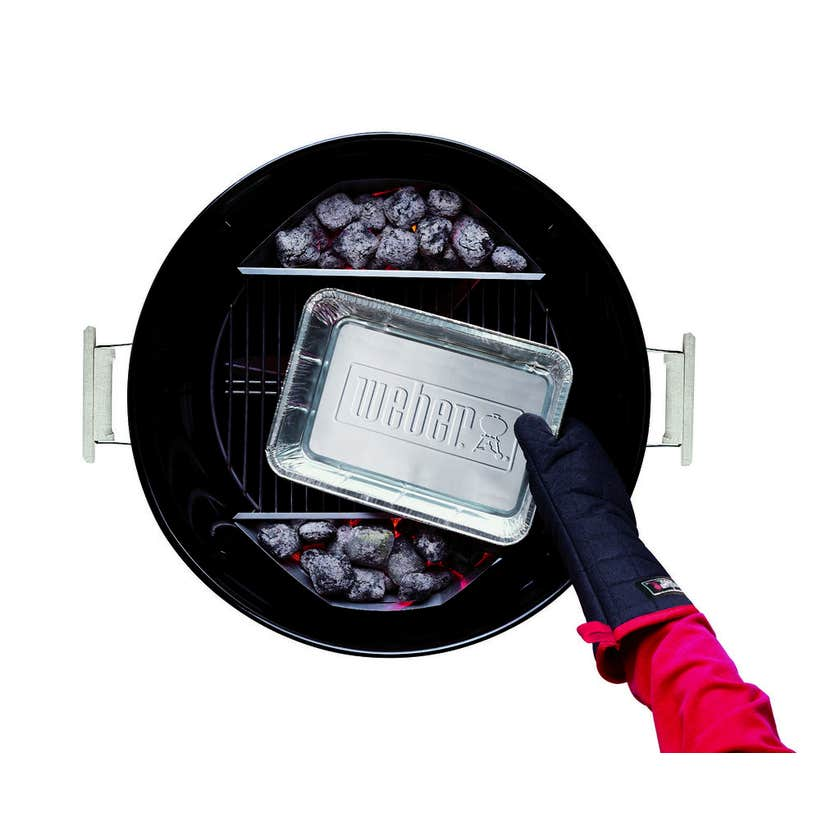 Weber Drip Trays Large - 10 Pack