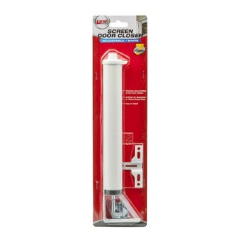 Lane Screen Door Closer White