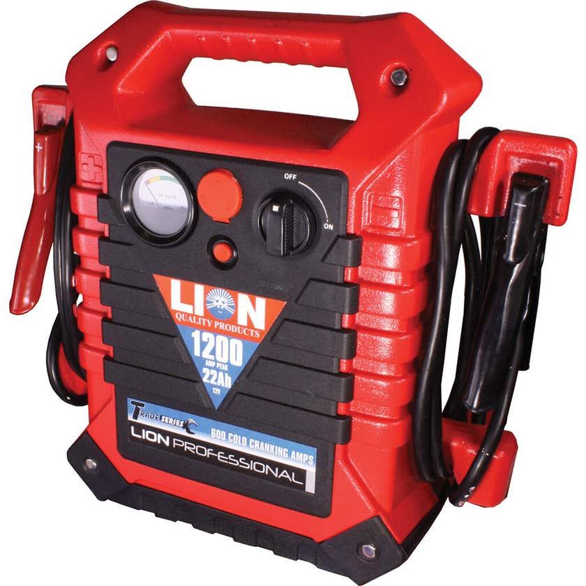 Lion Jump Starter 1200Amp 12V