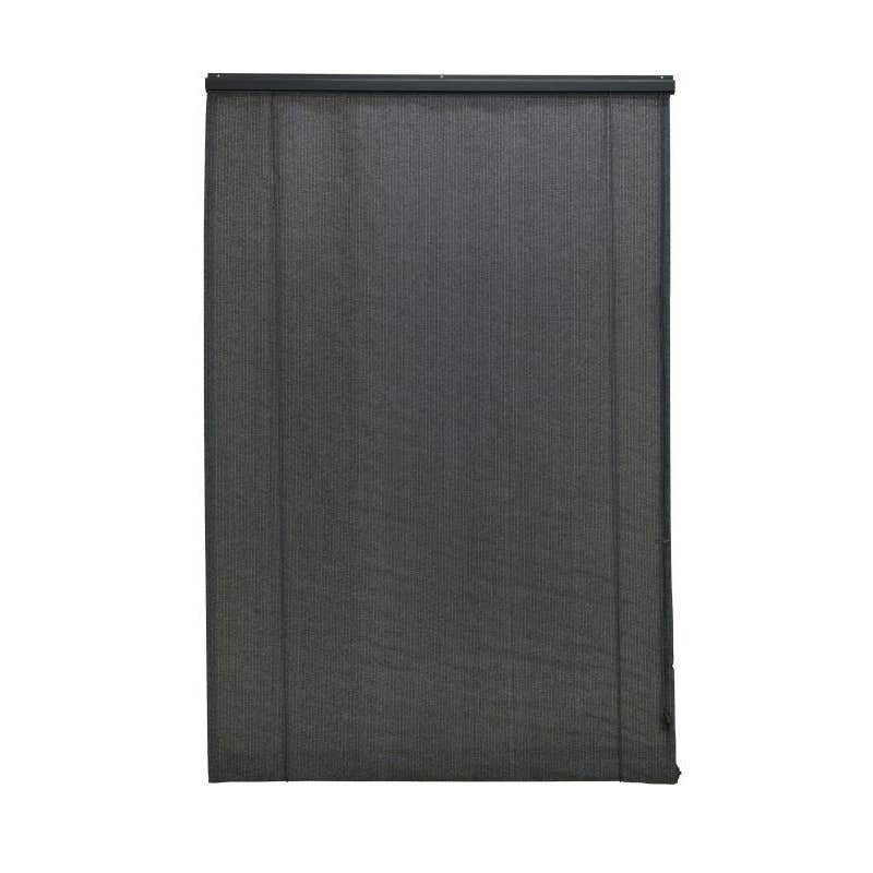 Coolaroo Roll Up Blinds Charcoal 2.1 x 2.1m