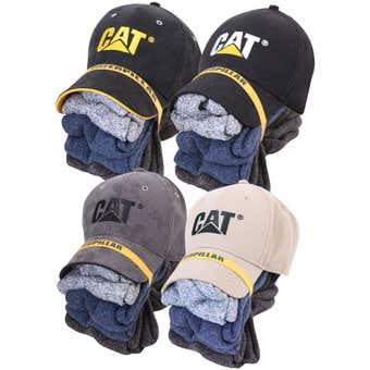 CAT Cap & Sock Bundle